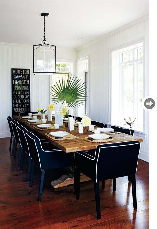 Inspiring and trendy ways to revamp your dining room