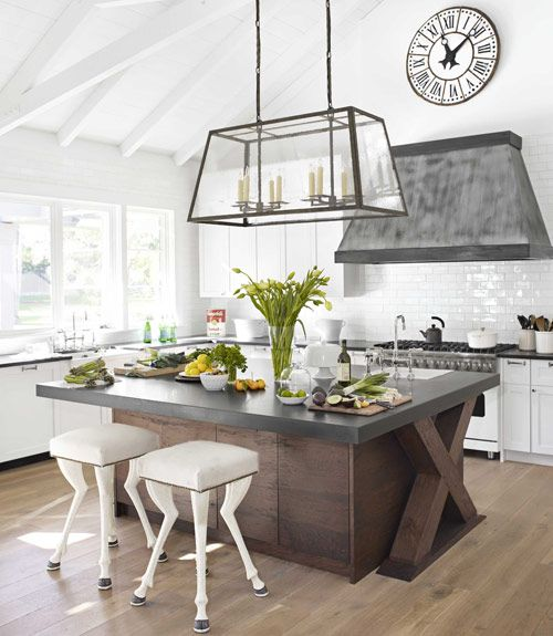Cuisine Champêtre Moderne: Rustic Style For The Kitchen