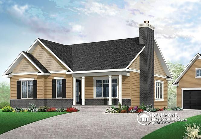 3 bedroom Cape Cod inspired bungalow