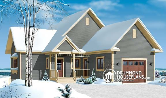 "House Plan of the Week: ""Improved Vistas"""