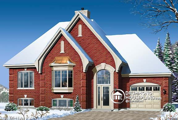 "House Plan of the Week: ""European Elegance"""