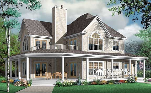 Perfect home plans for blended families or bigger families – 4 bedroom house plans