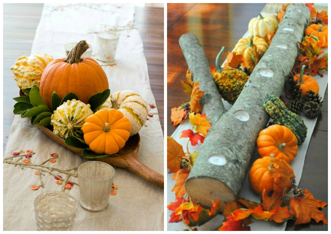 Decoration ideas for halloween for Deco de table halloween