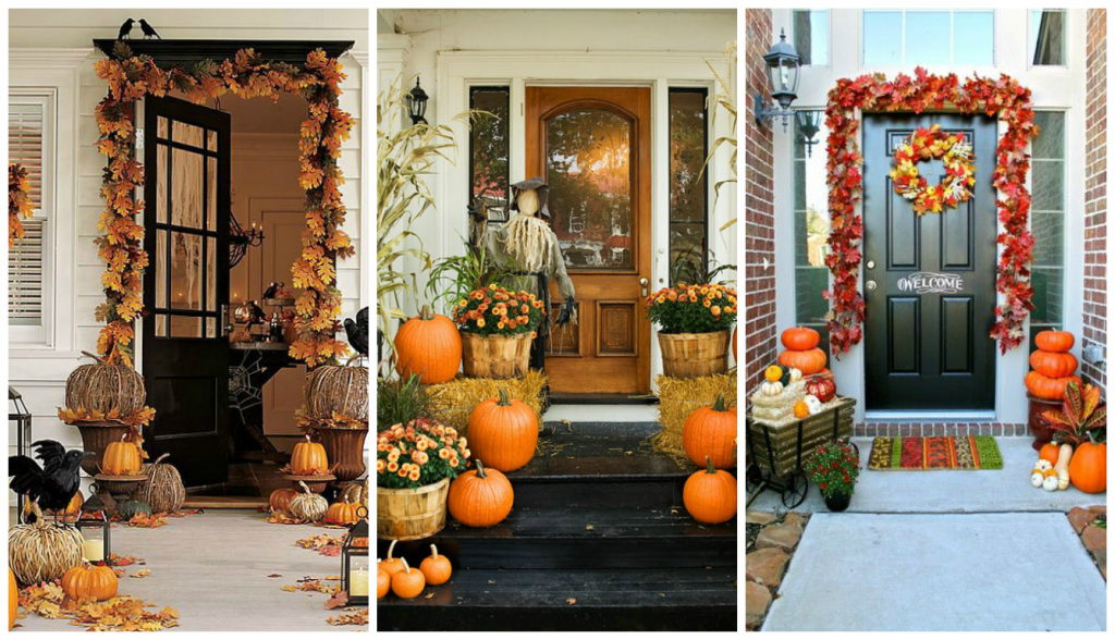 Decoration ideas for halloween for Deco exterieur halloween