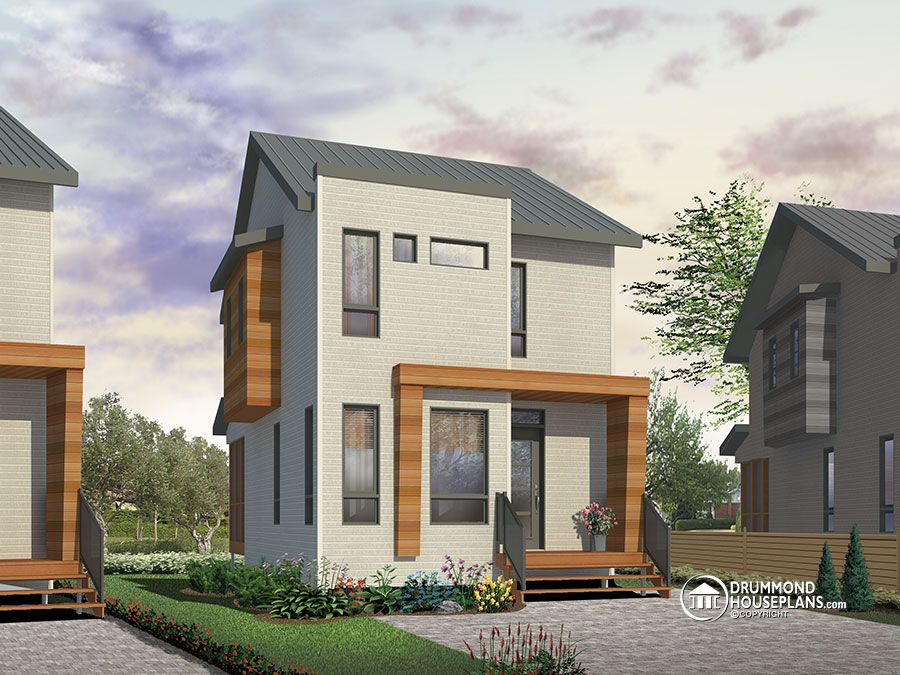 tiny home with 3 bedrooms - Small Homes Plans