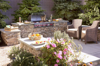 Great Grill Setups Take the Party Outside – Over 1500 Ideas!