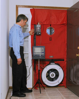 Energy Efficiency Series: Blower Door Basics