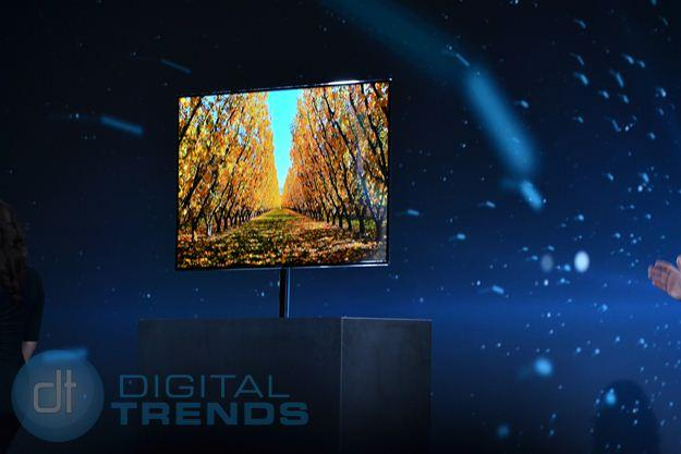 Tech Tuesday Topic: Samsung 55″ OLED TV Unveiled at Consumer Electronics Show