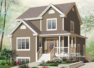Best New Income Property Home Designs 2014 by DrummondHousePlans.com