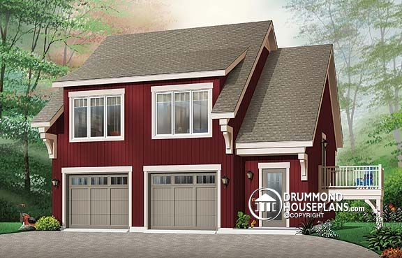 "House Plan of the Week: ""Carriage House Charisma!"""