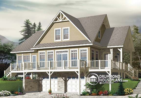 """Featured Collection: """"Vacation & Cottage Designs"""""""