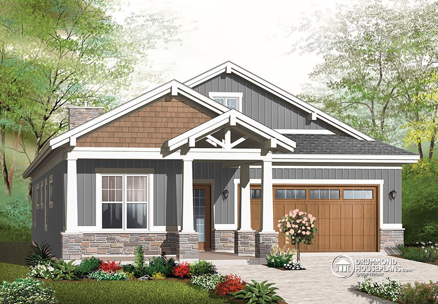 Environmentally superior single storey drummond house plans blog - One and two story house plans inspiration through diversity ...