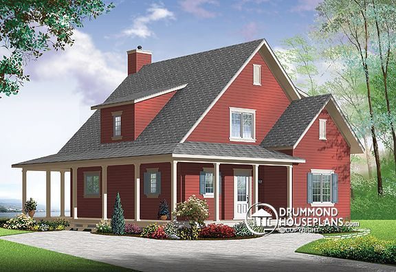 "House Plan of the Week: ""Irresistable Veranda"""