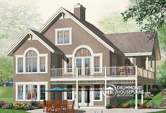"Plan of the Week – ""4-Bedroom Home with Bonus Bachelor Suite"""