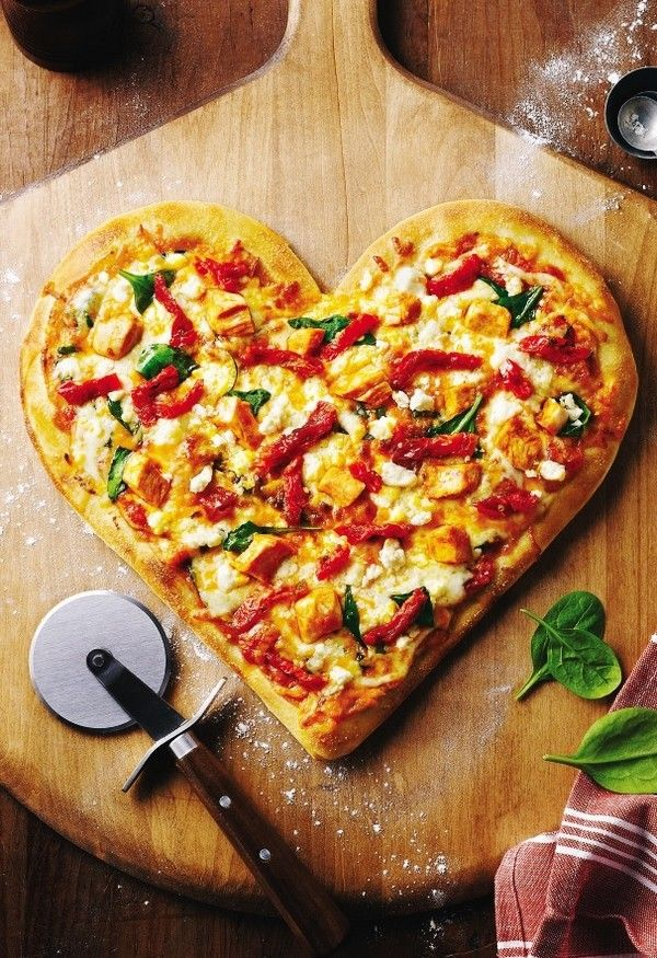 La pizza de l'amour