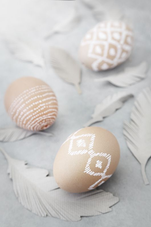 Beige Easter 2015 Eggs - Drummond House Plans ' Blog