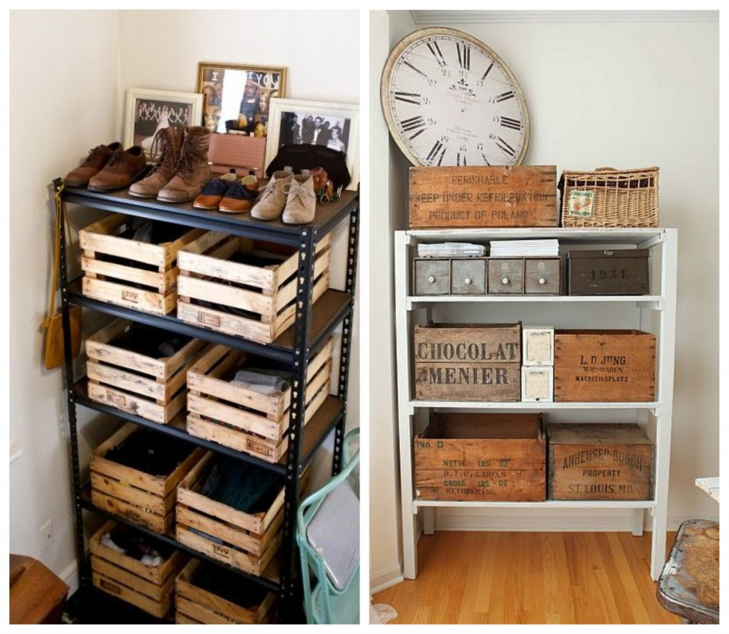 simple storage ideas for your new home