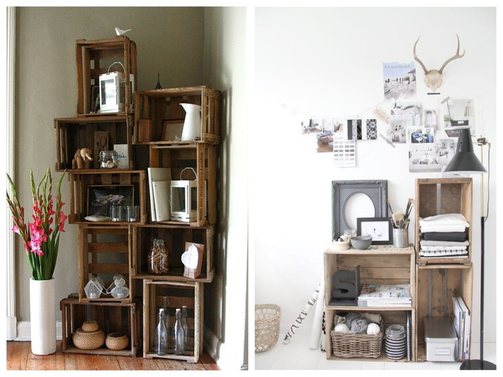 small storage ideas for your new home