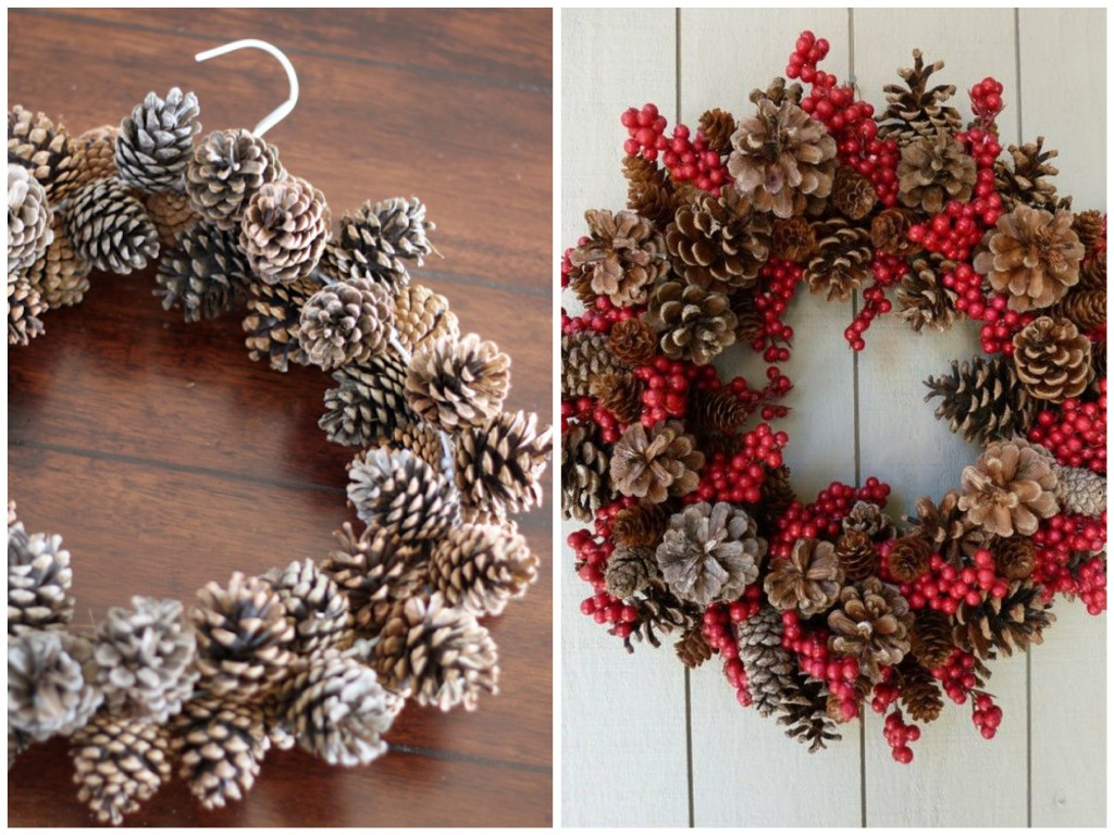 Diy christmas decoration 51 ideas to do yourself for Table noel rouge
