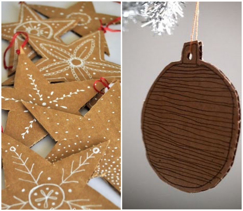 DIY christmas decoration for the tree