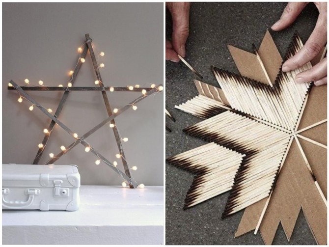 D coration de no l faire soi m me 51 diy de no l - Deco noel nature a faire soi meme ...