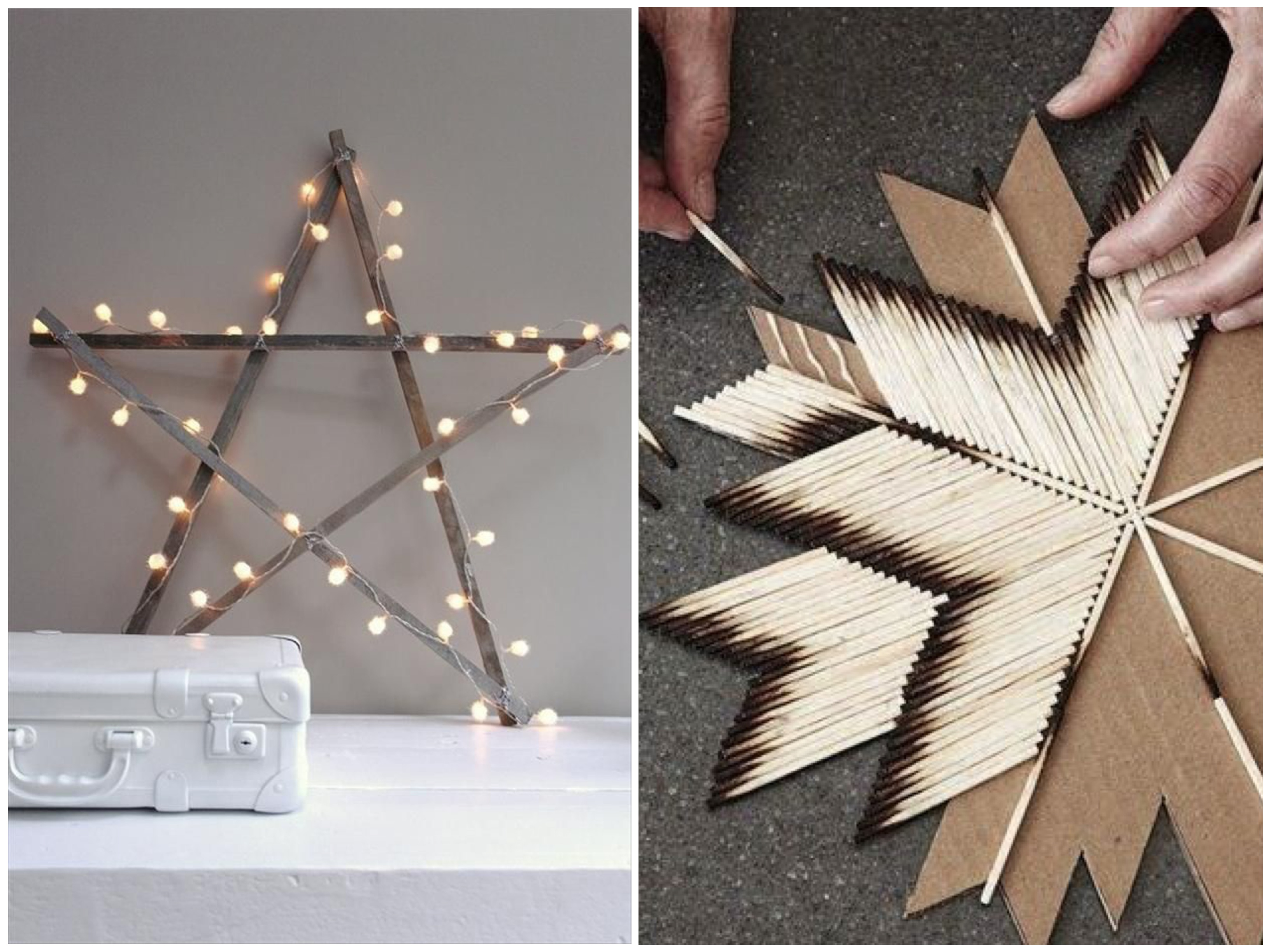 D coration de no l faire soi m me 51 diy de no l - Decor de noel a faire soi meme ...