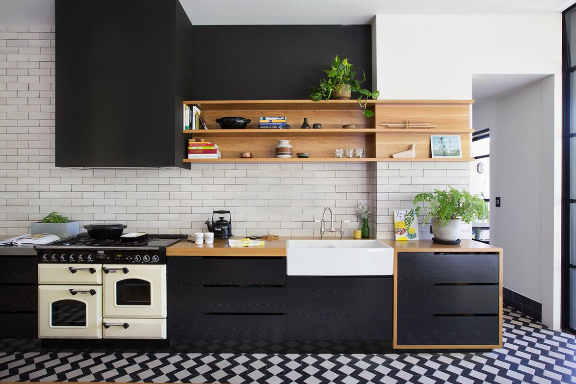 Subway backsplash tiles kitchen