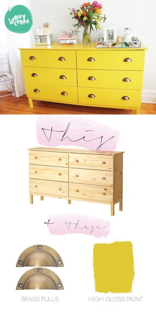 24 meilleurs hacks ikea pour la chambre coucher. Black Bedroom Furniture Sets. Home Design Ideas