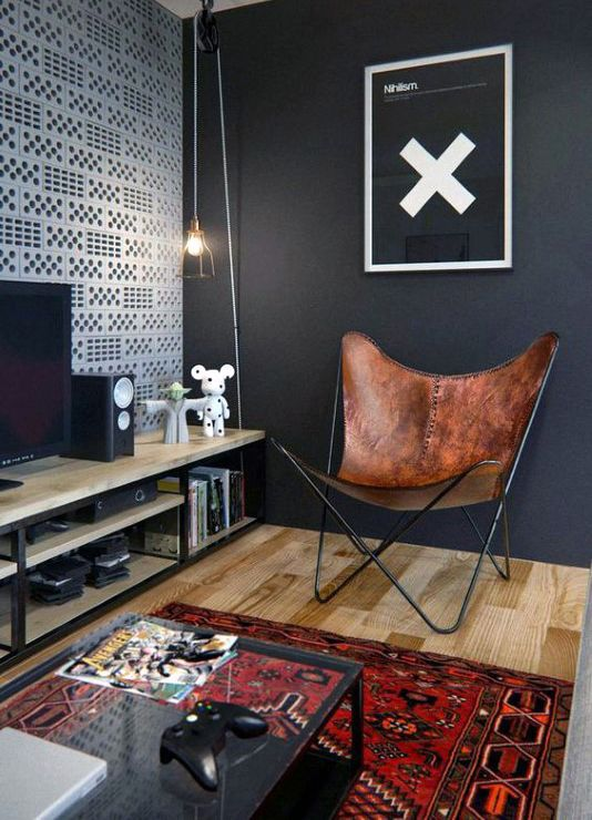 Deco Appartement Pour Homme 21 Idees De Decor Masculin